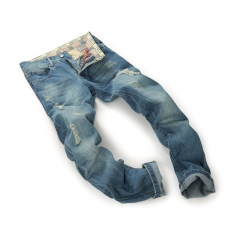 David Beckham, a man with a hole in the hole, a pair of jeans, a pair of jeans and a pair of jeans the picture color 28