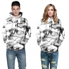 Smogs Design 3D Digital Printed Hooded fleece  Jacket Fashion  for Women and Men hoodie breathable colorful l/xl