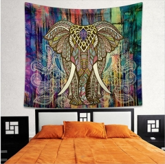 Home Mandala Tapestry Hippie Wall Hanging Bohemian Bedspread Throw Home Decor 130x 150cm/210x150cm 1 130 x 150cm