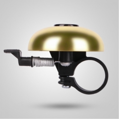 Classical Stainless Bell Horns Bike Handlebar Bell Horn Crisp Sound Bike Horn Bicycle Accessories color
