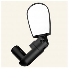 2 Piece Bicycle Rearview Mirror Mountain Bike Cycling Equipment Adjustable Bicycle Accessorie as picture