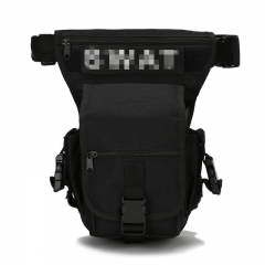 Outdoor Mountain Hiking Wear Belts Military Men Waist Bags Waterproof Bum Bag Legs Pack  DESERT one size