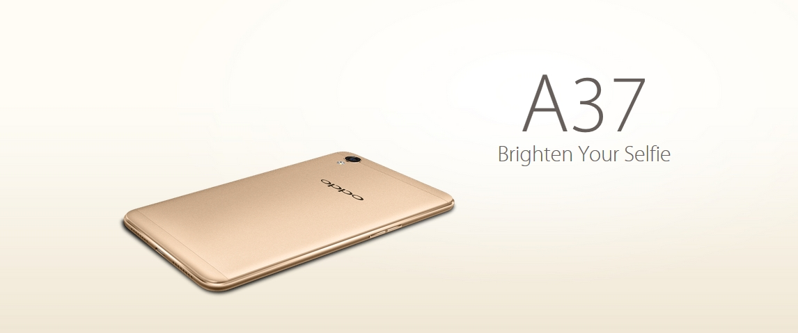 Oppo smartphone A37 @Kilimall