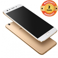 Oppo F3 Camera Phone - 64GB+4GB,13MP+16MP, 4G/LTE, Dual Nano-SIM Smartphone gold