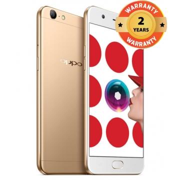 OPPO A57 - Camera Phone 32GB+3GB, 13MP+16MP Camera, 2900mAH, - 4G/LTE Smartphone Gold