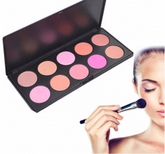 10colors Makeup Blush hot sales in EU and USA 10 colors