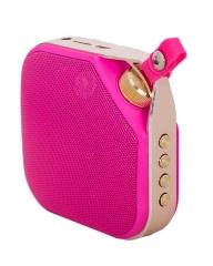 Bannixing bluetooth speaker, Grade AAA pink 3w 978