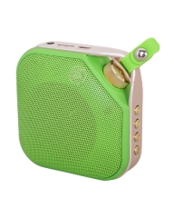 Bannixing bluetooth speaker, Grade AAA green 3w 978