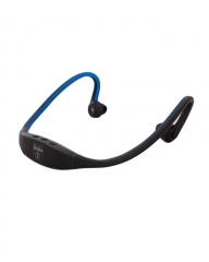 JayJero J1 bluetooth headphones. blue