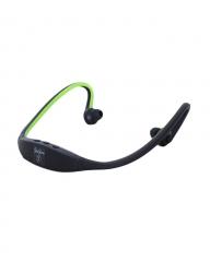 JayJero J1 bluetooth headphones. green