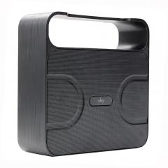 NBY powerful 10w bluetooth speaker. black 10w 360