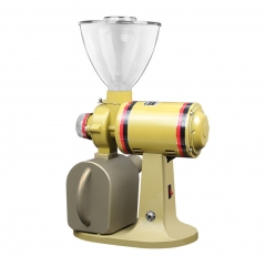 Semi automatic grinders Big Eagle brand Italy, commercial electric coffee grinder Gold