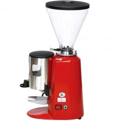 Professional electric grinder, big Pegasus 900N-TQ color coffee grinder red