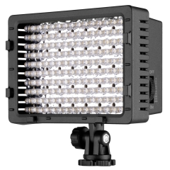 Neewer 13W CN-216 LED VIDEO LIGHT CAMERA CAMCORDER PHOTO LAMP for CANON NIKON BLACK CN-216