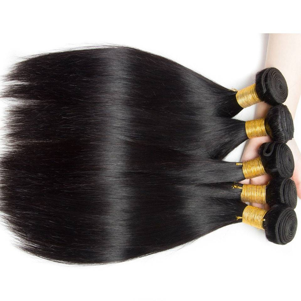 Kilimall Brazilian Straight Hair Bundles Human Hair Extensions