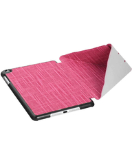 CROWN IPAD COVER PINK AND GREY (TCIP7P)