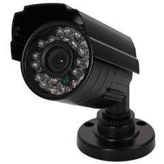 1300TVL HD Color Waterproof Outdoor CCTV Security Camera IR Night Vision IR-CUT NTSC System black one size