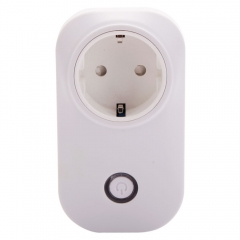 Cell Phone Remote Control WiFi Wireless Smart Power Socket Switch Plug Outlet EU Plug