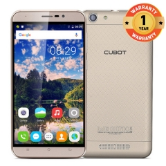 CUBOT DINOSAUR 5.5 Inch Android 6.0 MTK6735A Quad Core 4G  3GB +16GB 4150mAh 13MP 720P Smartphone Gold