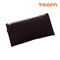 Toofn Handbag Women Clutch Purse Black F