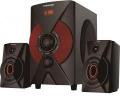 TAGWOOD MP-2174 Multimedia 2.1 Subwoofer With Bluetooth black pmpo: 5500w m
