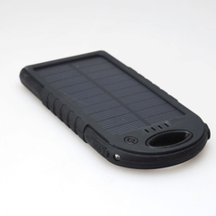 MATEY 007 SOLAR POWERED POWERBANK WITH FLASHLIGHT