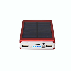 MATER 005 SOLAR POWERED POWERBANK WITH TORCH