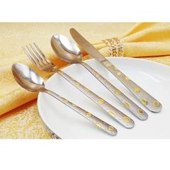 Loving Life--Tableware 24 Fork And knife set-02 (Kitchen item)
