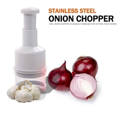 TAG Kitchen -Stainless Steel Onion Chopper