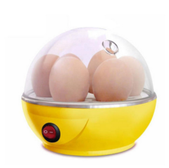 Loving Life--EA-Egg Steamer (Kitchen item) Yellow