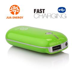 JPC101-4400mAh-Mini Power Bank-Power Mate-Mobile Power-Portable Charger-Battery-Green