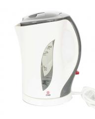 Mika Plastic Cordless Kitchen Kettle 1.7L-MPK17CLE10
