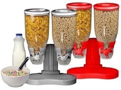 Easy Fresh Dry Dual Kitchen Food/ Cereal Dispenser