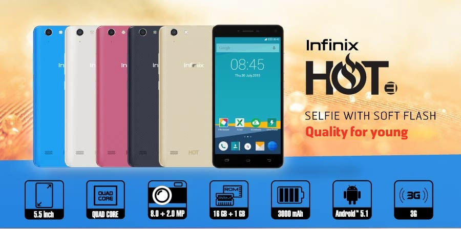 infinix x554: good quality phone at an affordable price
