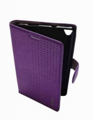 X600 Flip cover - Purple