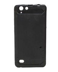 Tecno J8 Back Cover - Black