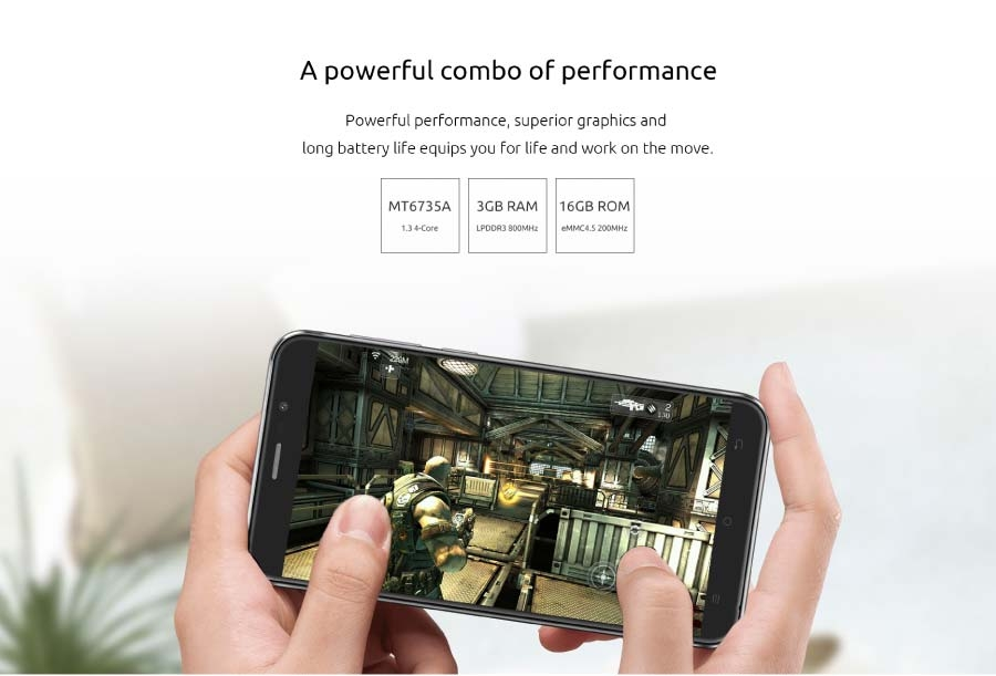 processor & 3GB RAM