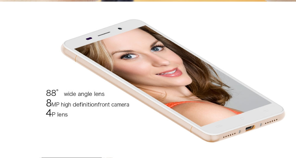 8MP front picture