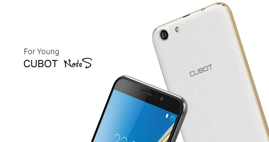 Cubot Note S for the young