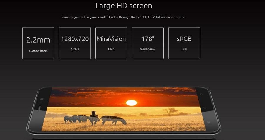 Display and screen properties