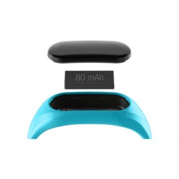 """CUBOT V1 0.88"""" IP65 Bluetooth Smart band/bracelet Blue 230*23*10mm"""