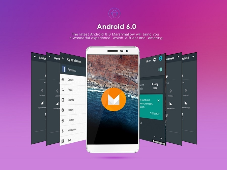 tecno w4 Android 6.0