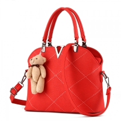 women bags handbags wine red 28*21*12