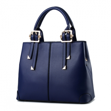 women bags handbags blue 32*13*25