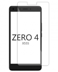 Universal Infinix Zero4 Tempered Glass Screen Protecto clear 5.5