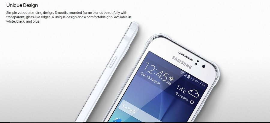 galaxy j1 ace outstanding design