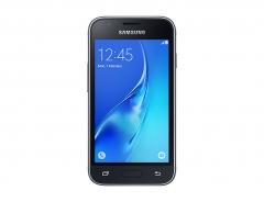Samsung Galaxy J1 Mini Smartphone: 4 Inch, 5.0MP Main Camera, 8 GB ROM, 0.75GB RAM, Android 5.1 - Black