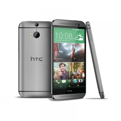 "HTC M8 5.0"" HD Screen, 2 GB RAM, 16 GB R0M  + FREE U8 smartwatch Black/Grey"
