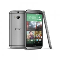 "HTC M8 5.0"" HD Screen, 2 GB RAM, 16 GB R0M  + FREE U8 smartwatch Black/Grey"