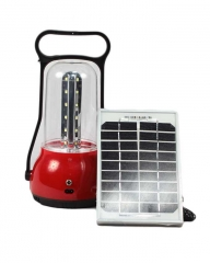Sayona Rechargeable Lantern Ideal for Camping,Outages &Emergencies (SY6060) - Black & Red, Red , 220-240v